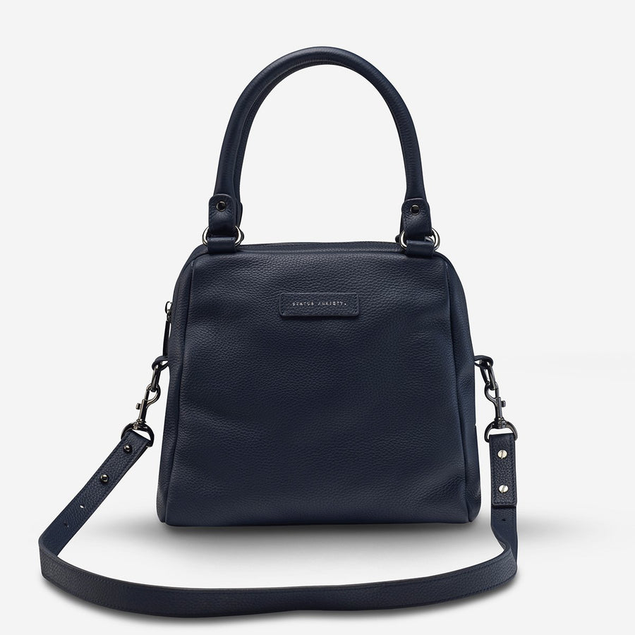 Last Mountains Bag Navy-Bags-Status Anxiety-UPTOWN LOCAL