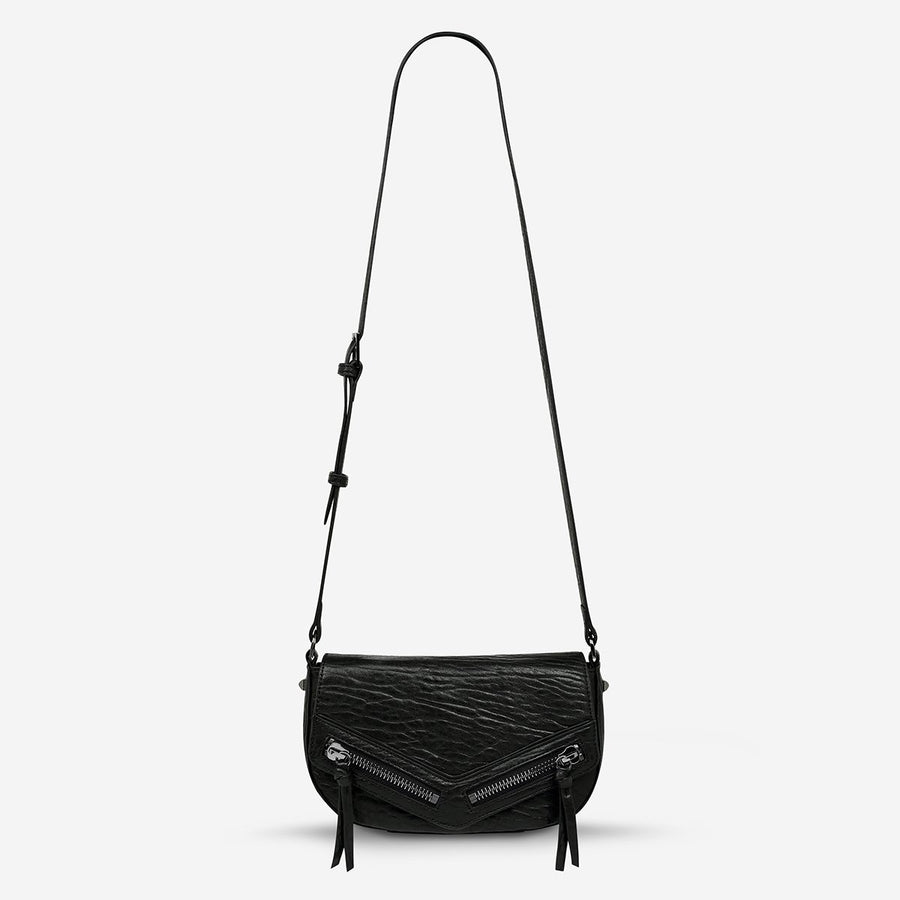 Transitory Bag - Black Bubble-Bags-Status Anxiety-UPTOWN LOCAL