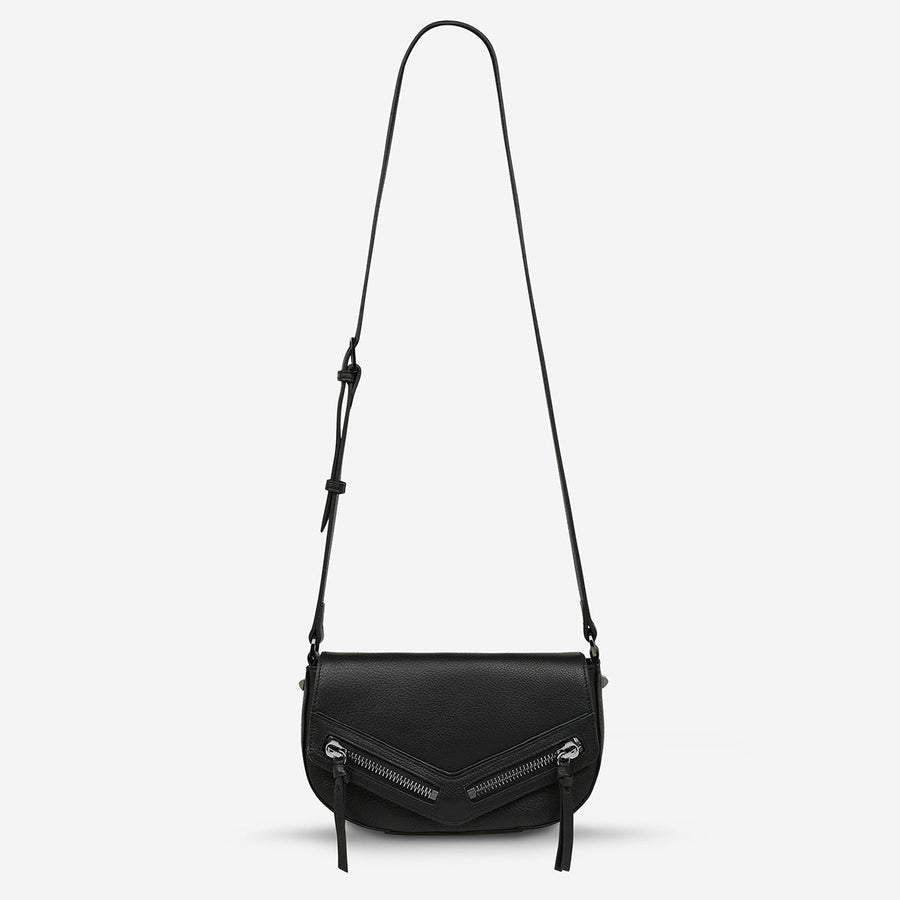 Transitory Bag - Black-Bags-Status Anxiety-UPTOWN LOCAL