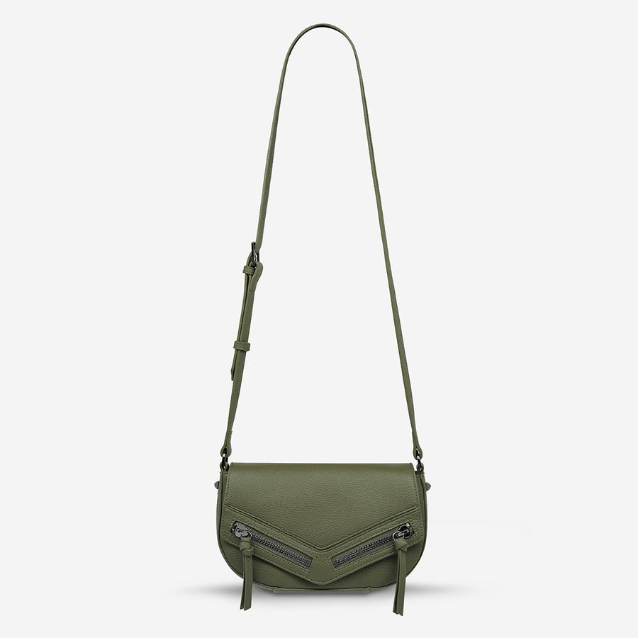 Transitory Bag - Khaki-Bags-Status Anxiety-UPTOWN LOCAL