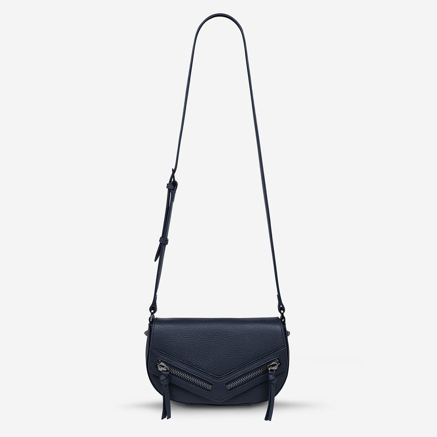 Transitory Bag - Navy-Bags-Status Anxiety-UPTOWN LOCAL