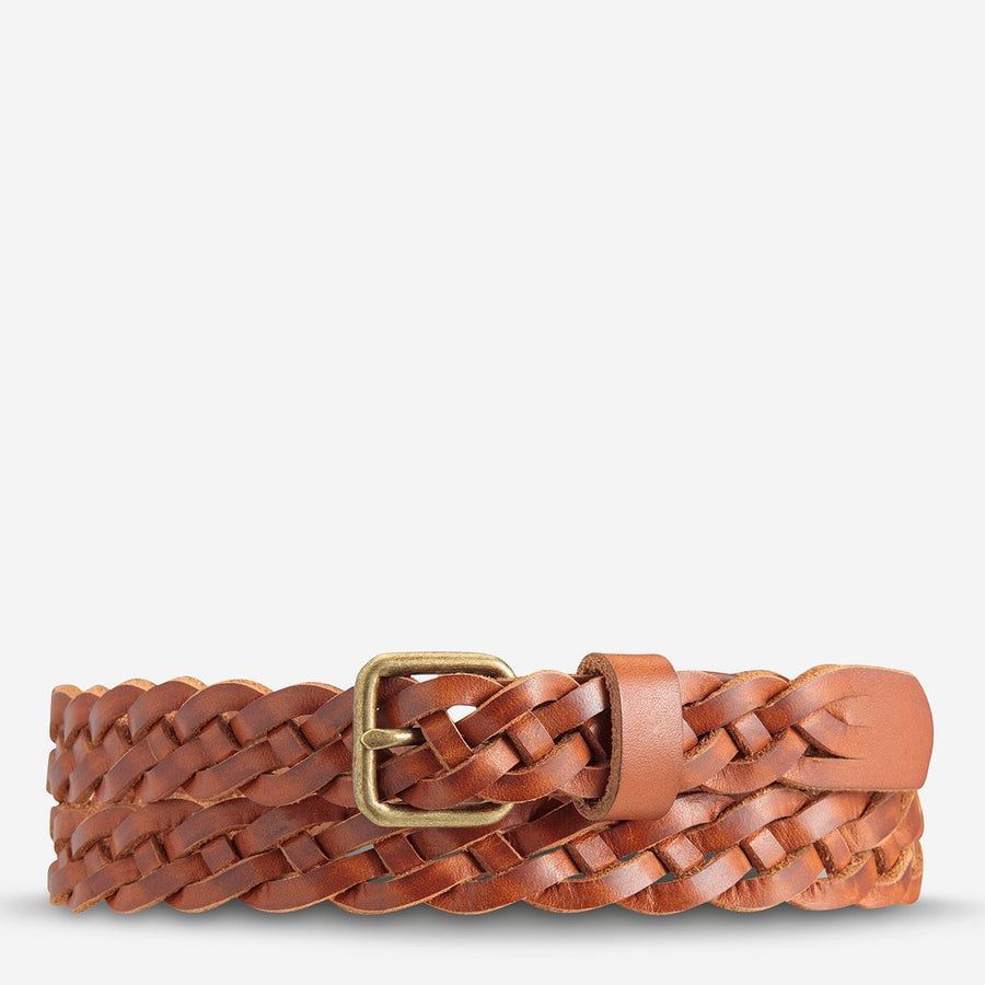 We All Have - Belt-Belt-Status Anxiety-Tan-S/M-UPTOWN LOCAL