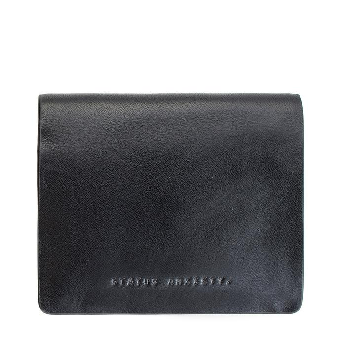 Nathaniel-Wallet-Status Anxiety-Black-UPTOWN LOCAL