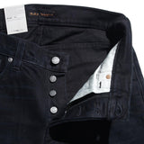 Tilted Tor Black Sparkles-Denim-Nudie Jeans-UPTOWN LOCAL