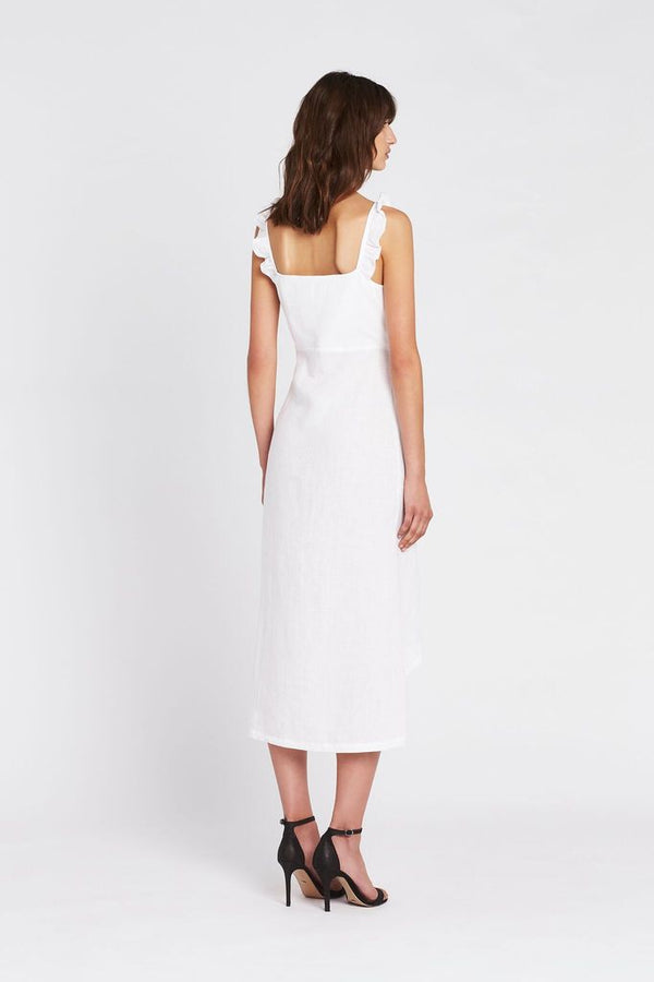 71c8d068186 ... Noeme Ruffle Wrap Dress White-Dresses-Sir The Label-UPTOWN LOCAL ...