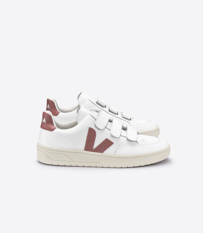 V Lock Leather Extra White Dried Petal-Shoes-Veja-UPTOWN LOCAL