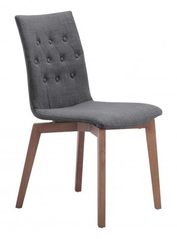 Orebro Dining Chair Graphite (set of 2) image