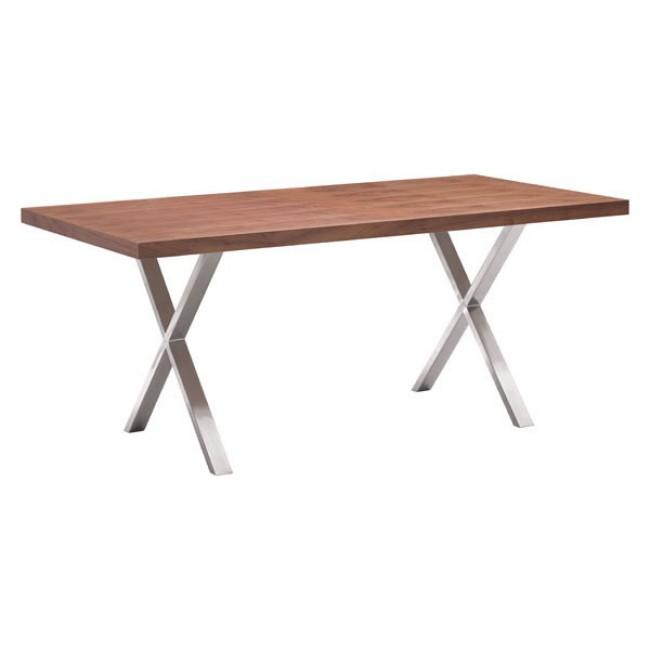 Renmen Dining Table Walnut