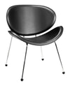 Match Occasional Chair Black (set of 2) image