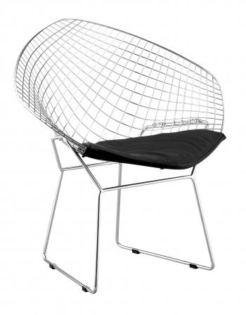 Net Dining Chair Black image