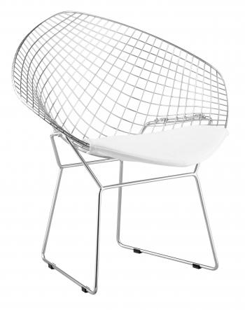 Net Dining Chair White image