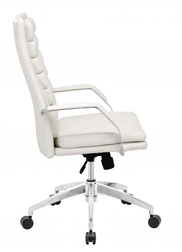 Director Comfort Office Chair White image