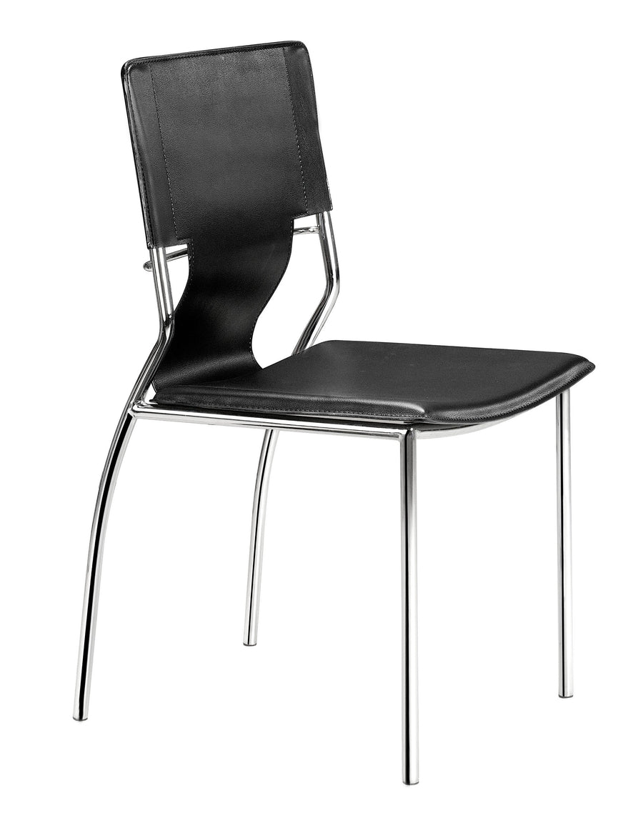 Trafico Dining Chair Black image
