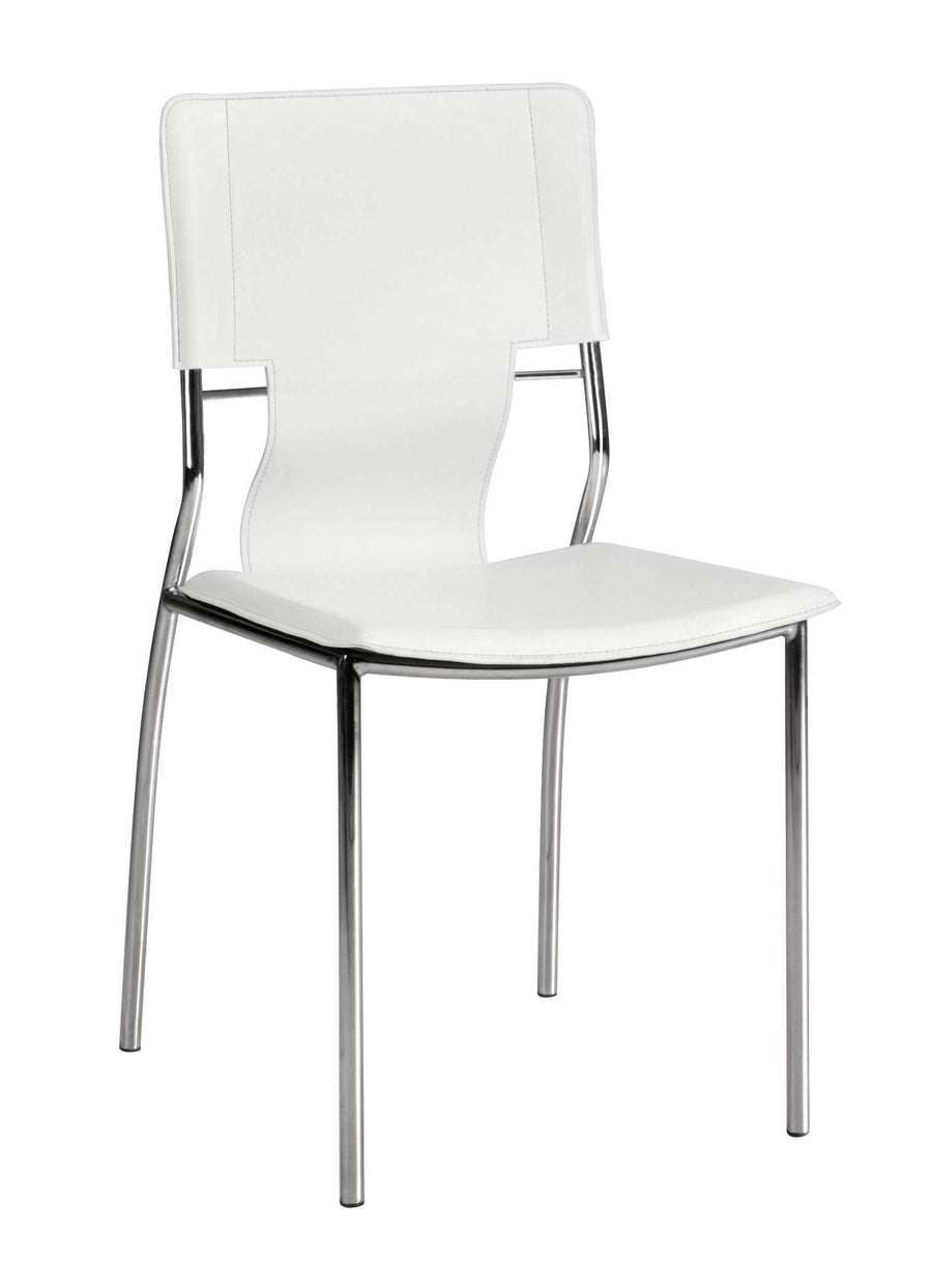Trafico Dining Chair White image