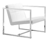 Carbon Occasional Chair White image