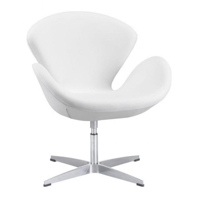 Pori Arm Chair White