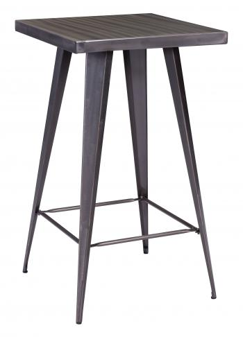 Olympia Bar Table Gunmetal image