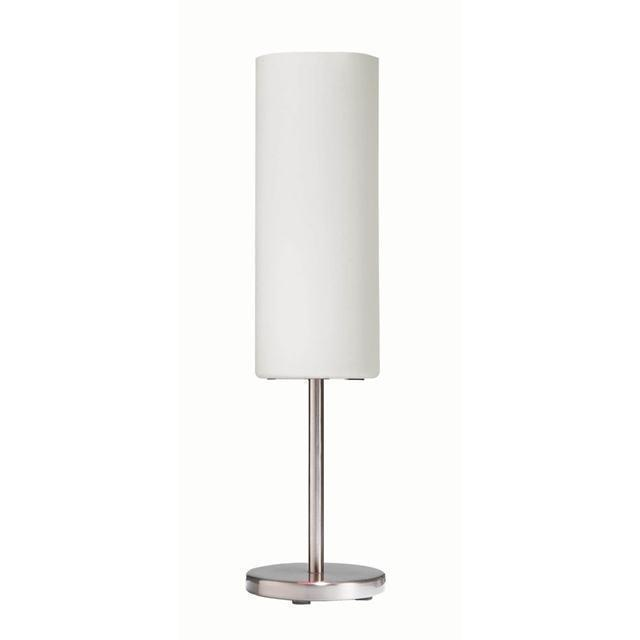 Table Lamp White Frosted Glass image