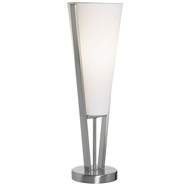 Emotions Table Lamp White Shd image