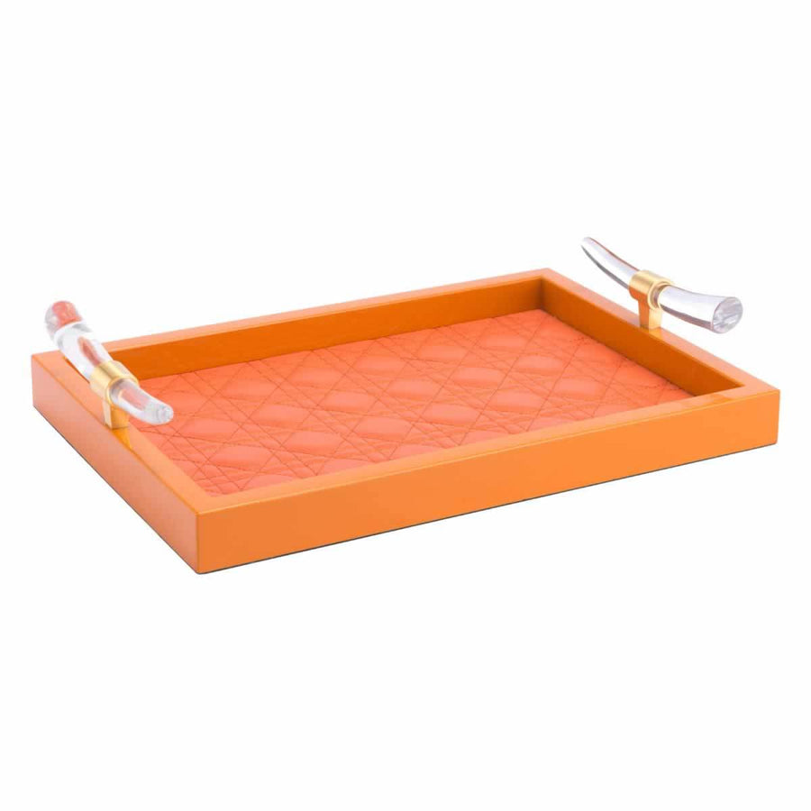 Gina Tray Orange
