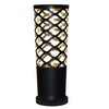 1LT Cut Out Table Lamp JTone Blk/Gld image