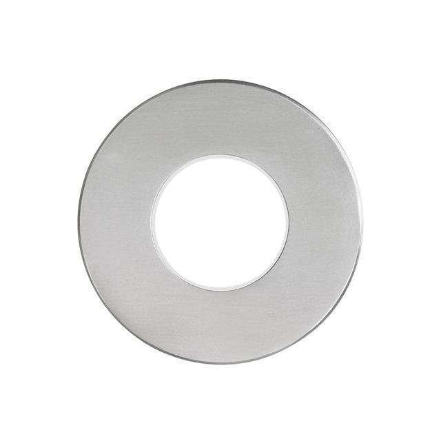 Brushed Alum Round In/Outdoor 3W LED image
