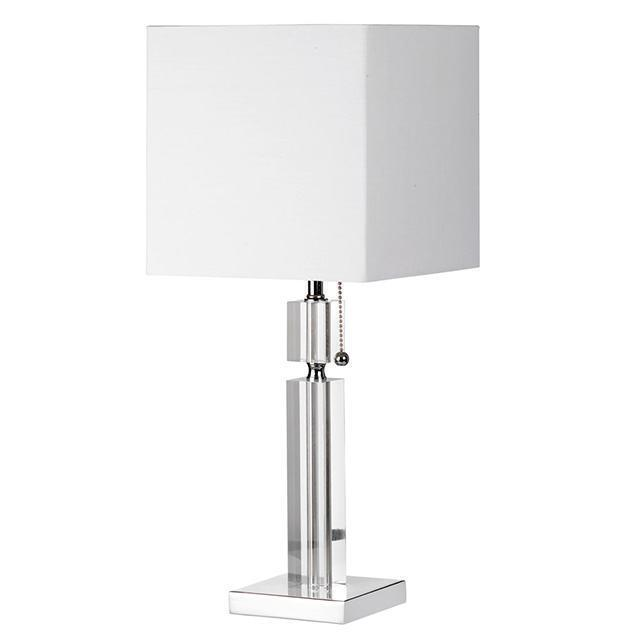 Table Lamp, Square Shade image