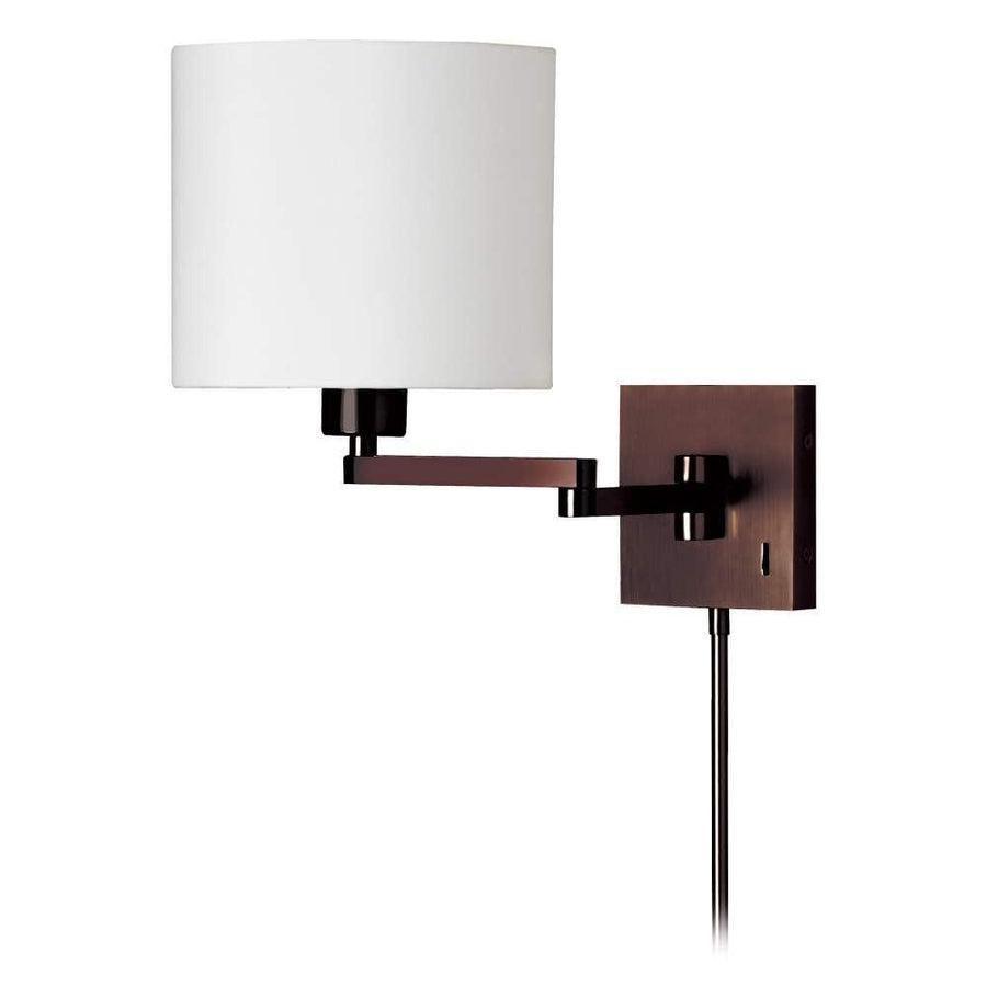 (K)Cast Metal Double Arm Wall Lamp image