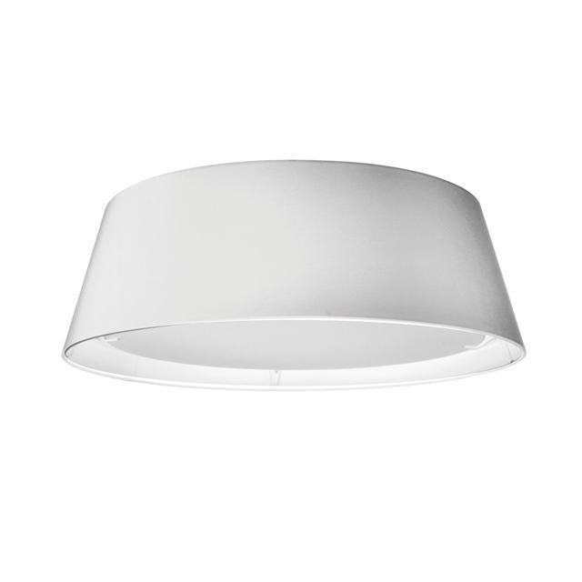 14W LED Flush Mount, White image