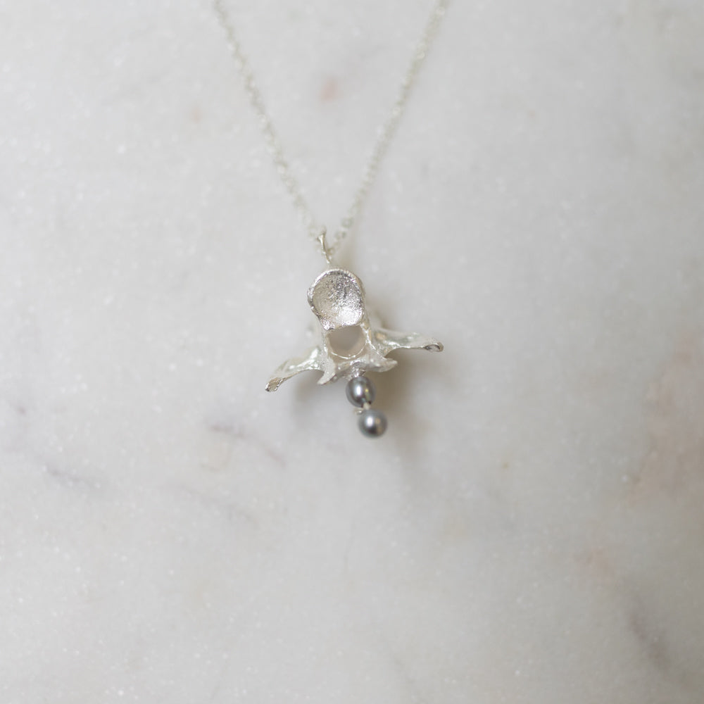 We Are Haunted Vertebra Necklace 5