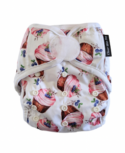Double Gusset Nappy Covers - Velcro SECONDS