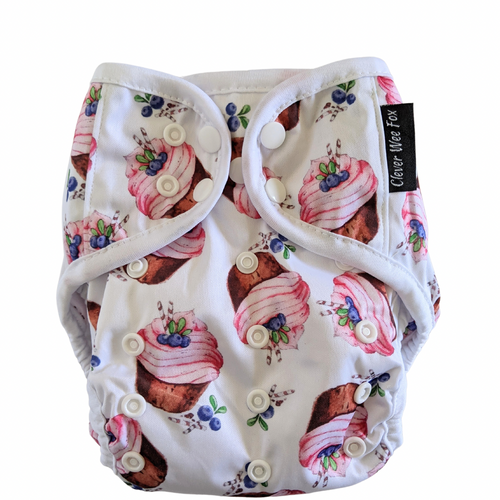 Double Gusset Nappy Covers - Snaps