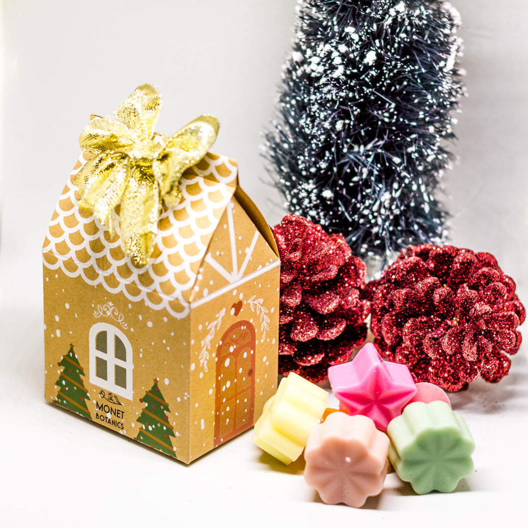 colección de navidad de la casita de pan de jengibre - gingerbread house christmas collection