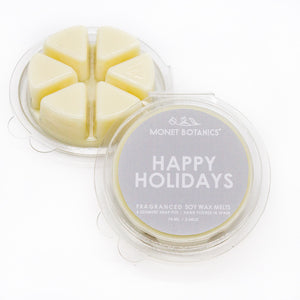 Happy Holidays Wax Melt