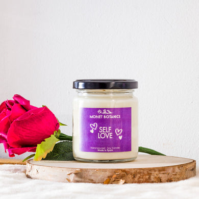 Self Love Candle - Vela de Soja Amor Propio