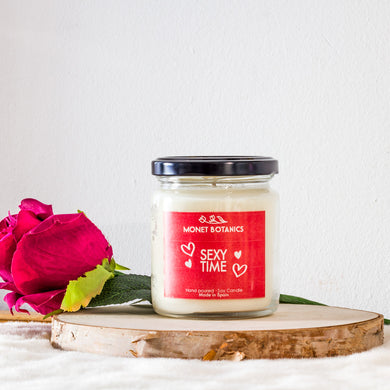 Sexy time Soy Candle - Sexy time Vela de Soja