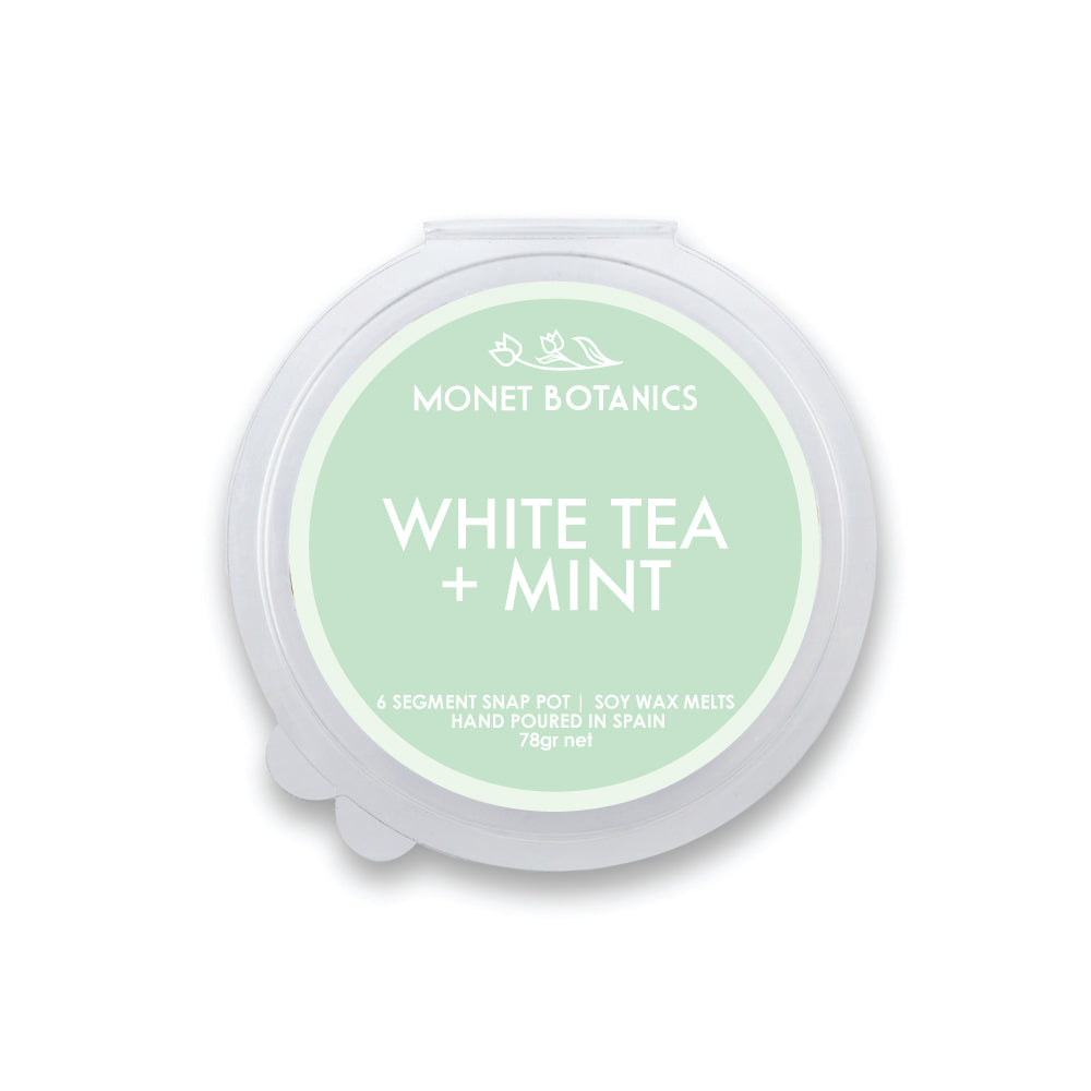 White Tea + Mint 78gr