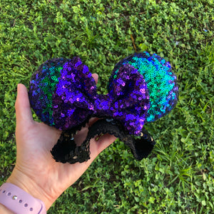 Baby Minnie Mermaid Headband