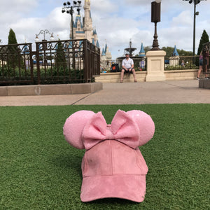 Millenial Pink Minnie Hat