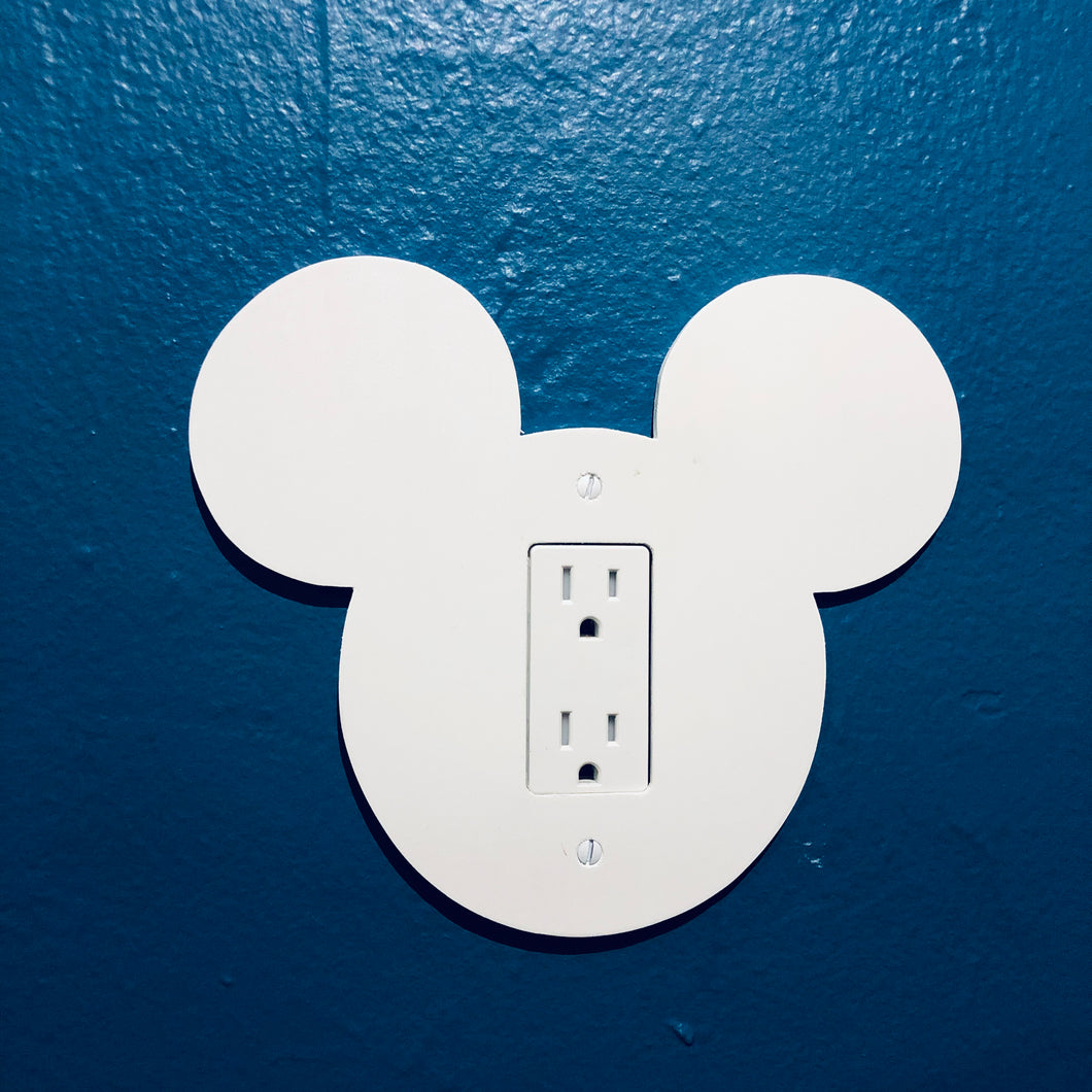 Mickey Mouse Outlet Covers