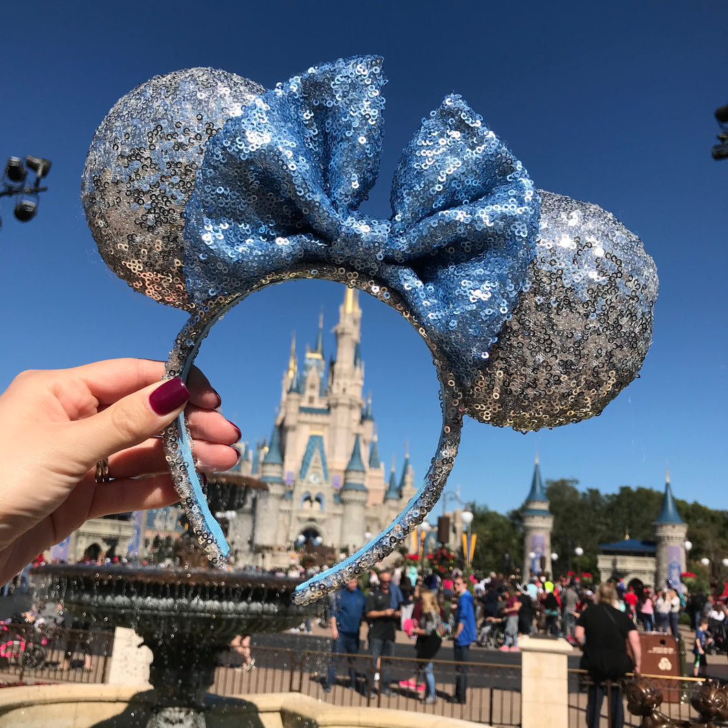 Cinderella Minnie Ears