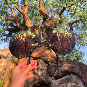 Sunset Copper Minnie Ears