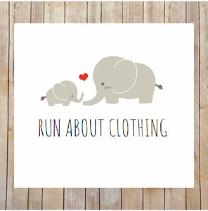 Run About Clothing