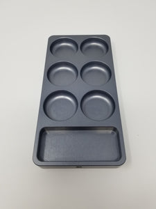 Gray Guide Tray