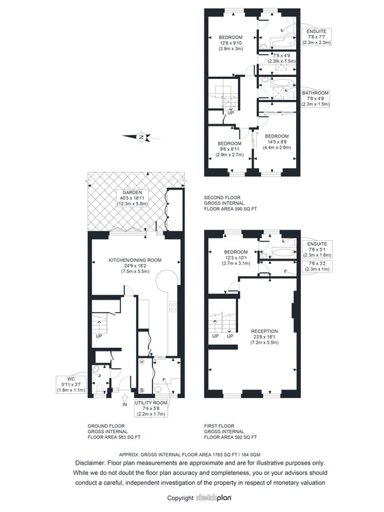 Sketchplan - Turning Sketches into Beautiful Floor Plans