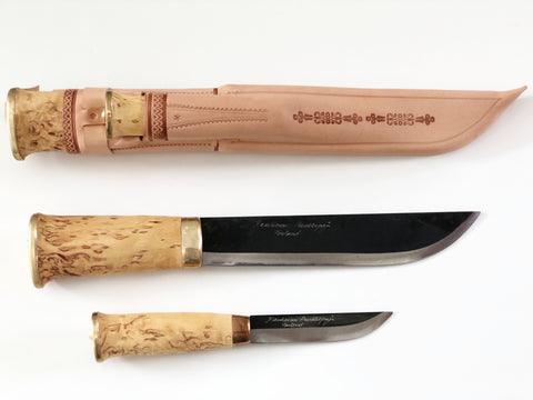 Big Leuku Knife Combo 210/105mm