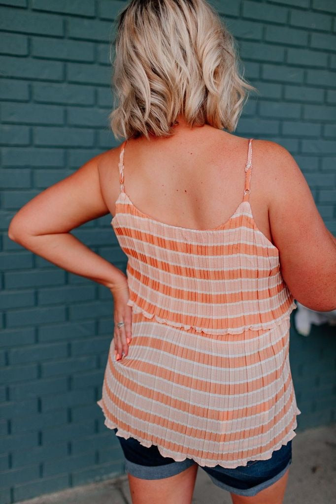 Just Peachy Tank
