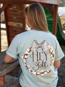 Southernology® Hey Y'all Cotton Chambray Bundle