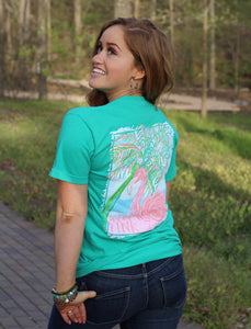 Southernology® Tickled Pink T Shirt