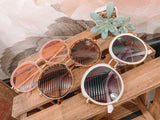 Round Showstopper Sunglasses